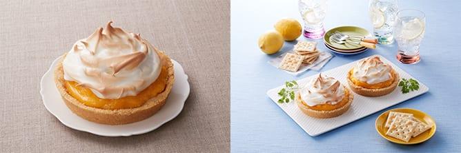 ベイクドチーズ/レモンタルト