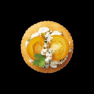 カッテージチーズのハーブ風味